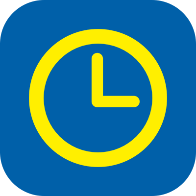 Icon Save Time