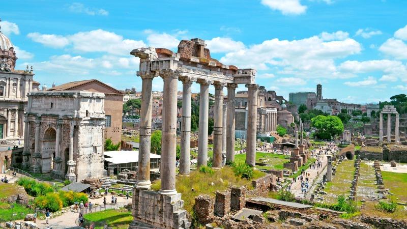 auto huren Rome Ciampino