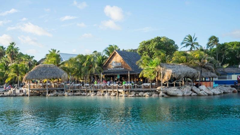 auto huren Curaçao Livingstone Resort